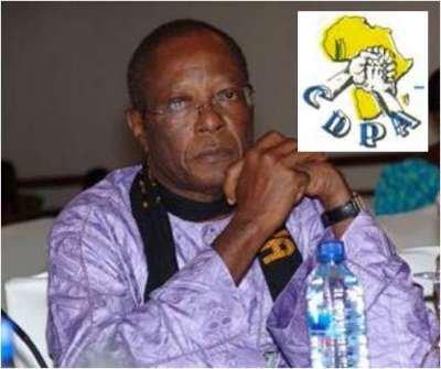 La CDPA appelle Faure Gnassingbé à démettre rapidement le gouvernement