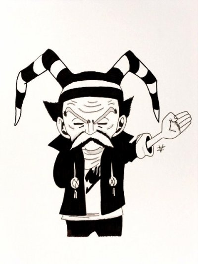 Makarov de Fairy Tail