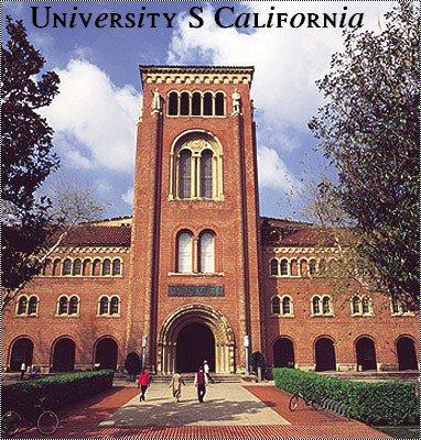 UNIVERSITY - S - CALIFORNIA