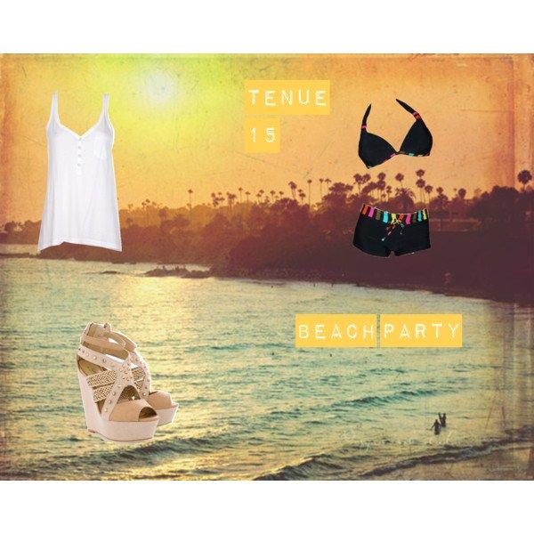 Tenue n°15 ''Beach Party''