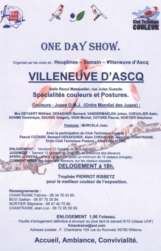 One Day Show