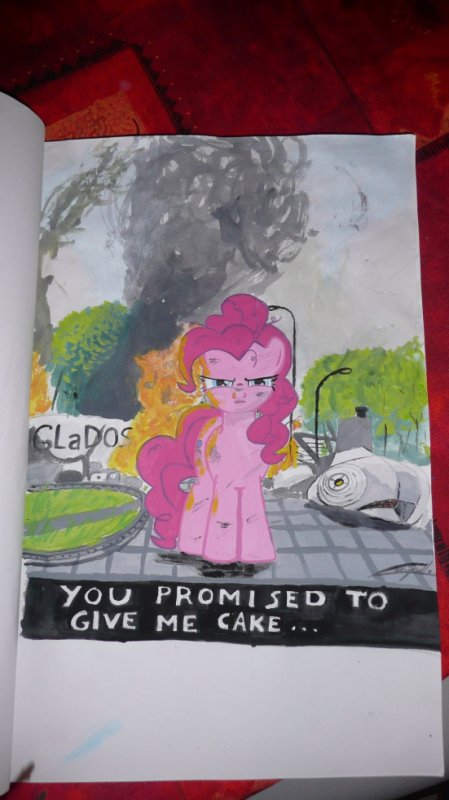 Never break a Pinkie Promise!