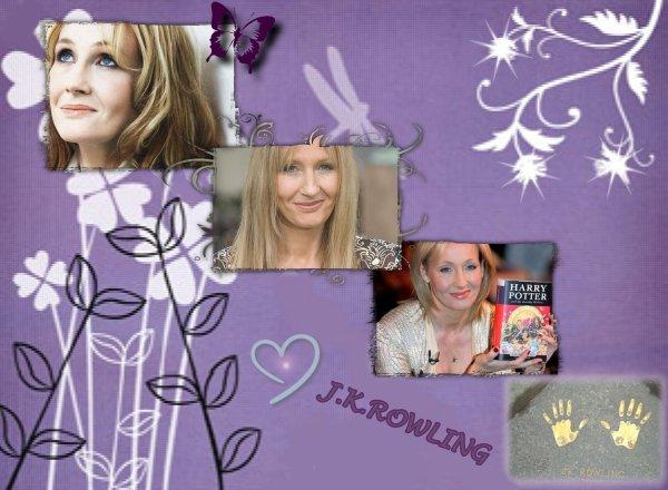 J.K.Rowling !