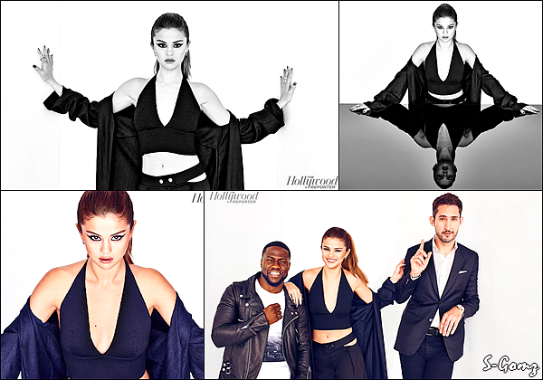 Découvrez des photos de Selena issue du Magazine The Hollywood Reporter.