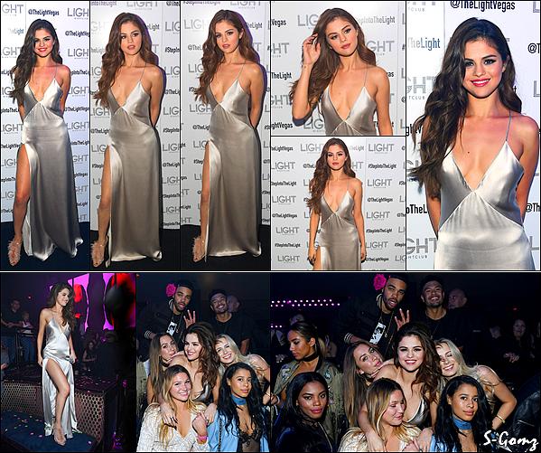 06.05.16 - Selena donnait son premier concert du Revival Tour à Las Vegas.