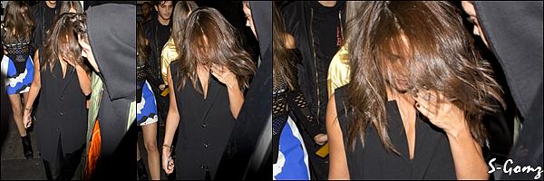 06.02.16 - Selena a été photographiée lors du match des Spurs VS Lakers avec sa famille à San Antonio au Texas.