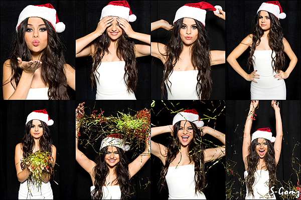 11.12.15 - Selena s'est rendue à l'évènement Z100's Jingle Ball   au Madison Square Garden à New York.