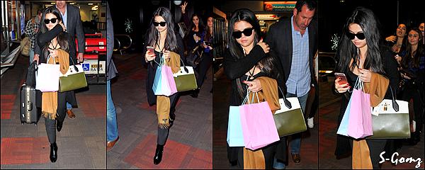 09.12.15 - Selena s'est rendue à l'évènement Jingle Ball  à Philadelphie.