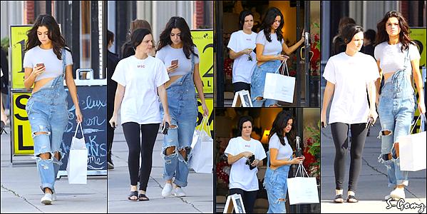 12.02.17 - Selena a été photographiée quittant une after party des Grammy Awards à West Hollywood.