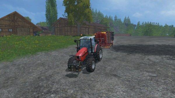 sur la route du champs