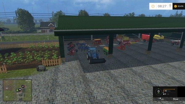 voici mon matos a la ferme