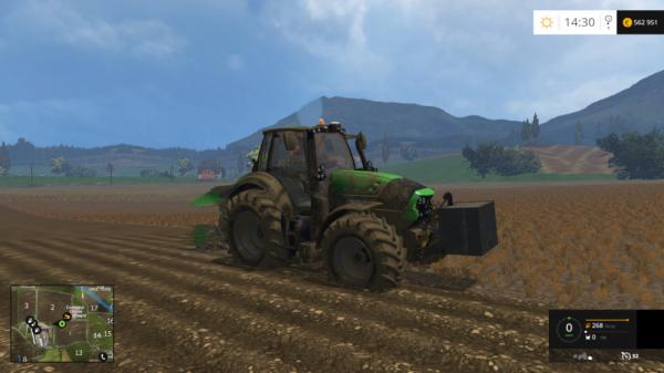 preparation de terre