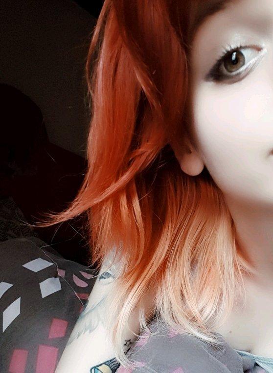 Petit fire hair