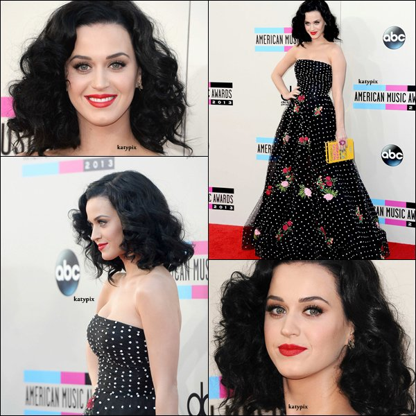 24/11/13 - Katy aux American Music Awards 2013