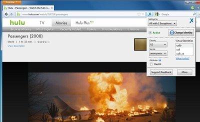 Surfer anonymement et accéder aux sites restreint avec AnonymoX pour Firefox