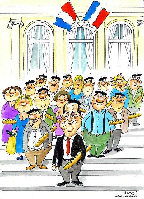 Vers un gouvernement français «normal»