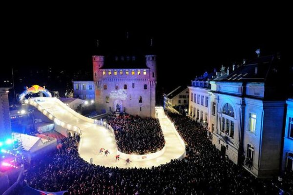 [  Événement ]    la Red Bull Crashed Ice de retour a lausanne