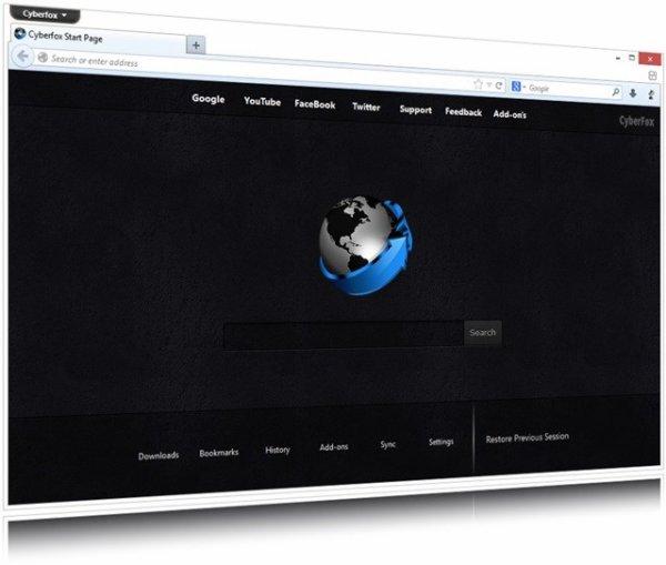 Cyberfox, la version 64bits de Firefox qui vous veut du bien