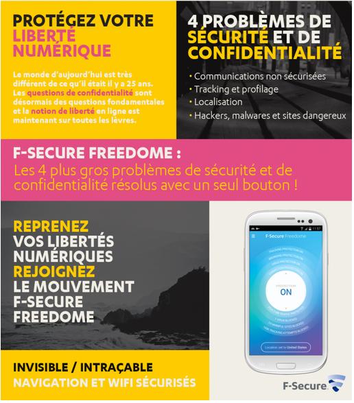 En un clic, retrouvez votre liberté numérique !