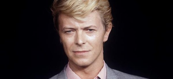 Carnet noir - le chanteur David Bowie est mort