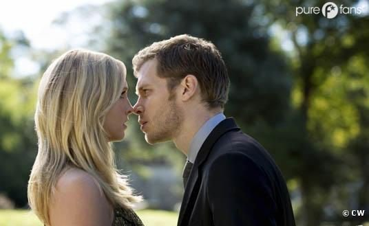 Caroline et Klaus ?