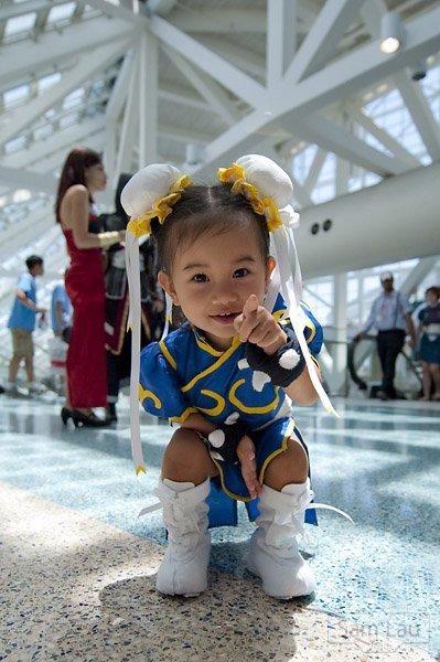 Little Chun li