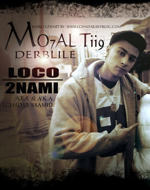 New FReeSTyLe 2NaMi aka SsaMiD and LoCo aka LGHaDaB   [Mo7aaL Tii9...]    2011