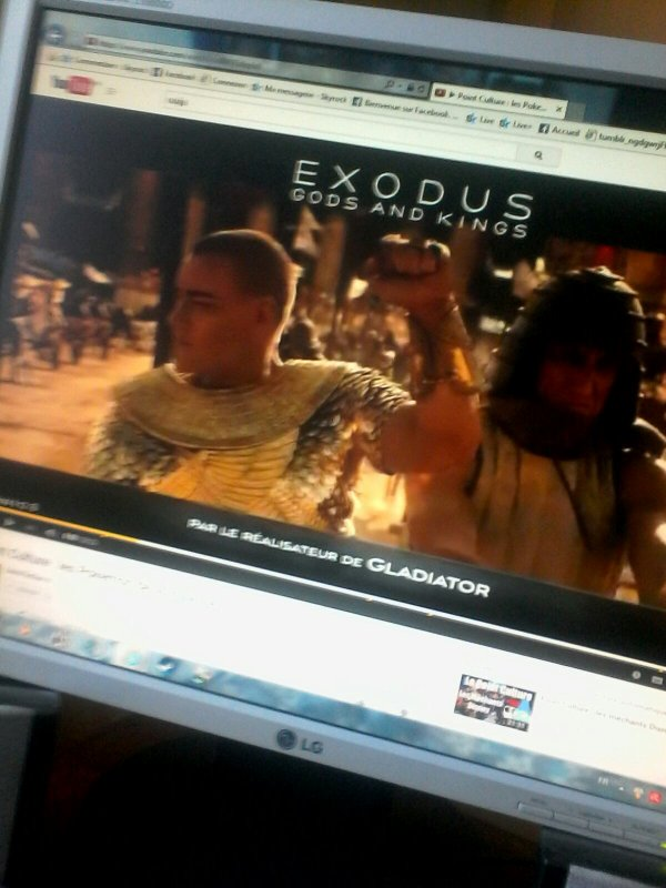 Exodus , Exodus she's my exodus ~