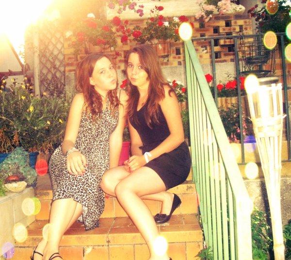 Moi & la Sista :D