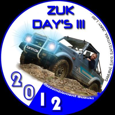 zuk day's 2012
