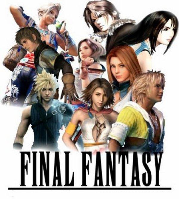 Les mondes Final Fantasy