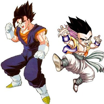 GOTRUNKS vs VEGETO