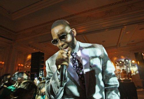 """R.Kelly sur la B.O du Film """"Sparkle"""""""