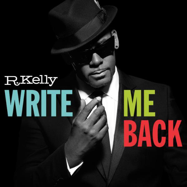 Write Me Back : Les Covers ! (+ Vidéo du PhotoShoot de l'album)