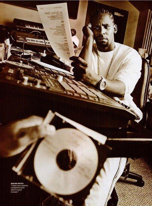 R.Kelly explique chaque morceau de Write Me Back