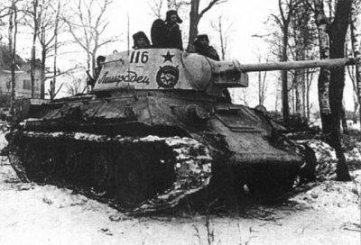 1.Opération Barbarossa: l'offenisve finale Russe