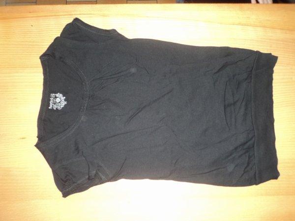 T-shirt noir t.34