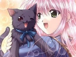 Moi et mon chat en manga
