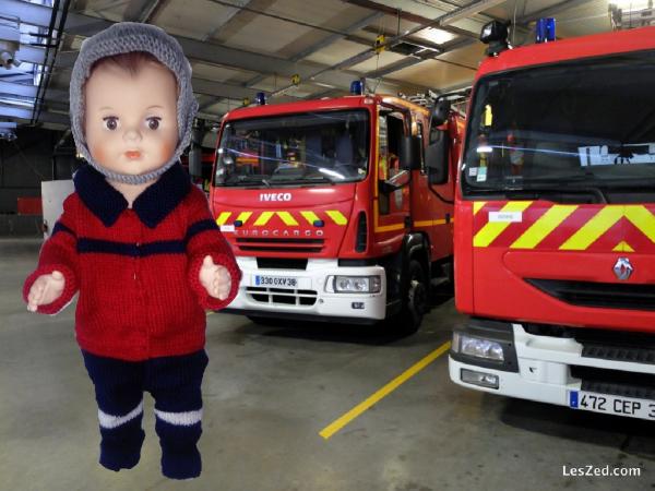 Mon petit pompier