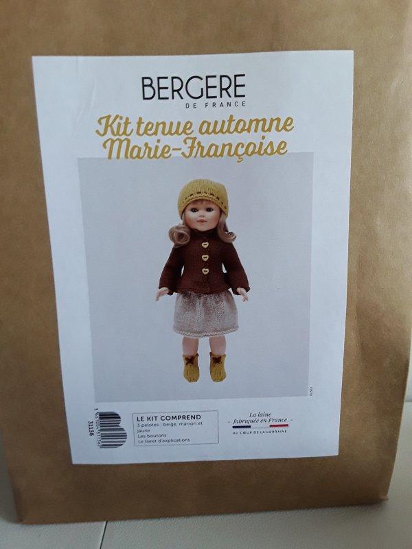 Kits bergère de France