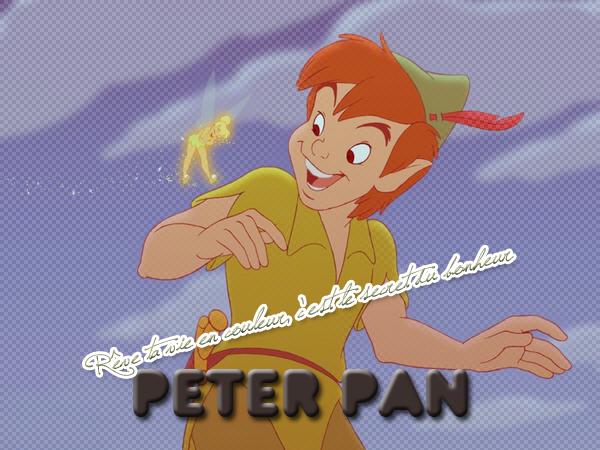 _________ Article Premier ;  Peter Pan _________ Je ne suis plus une enfant, je peux prendre soin de moi-même, et pour qu'ils restent confiants, je dois dire à ceux que j'aime: Ça va. Mais je suis fatiguée et trop grande pour croire ces naïves histoires de confiance et loyauté et ces poussières de fées