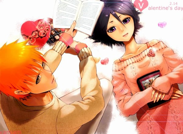 Ichiruki Valentine day