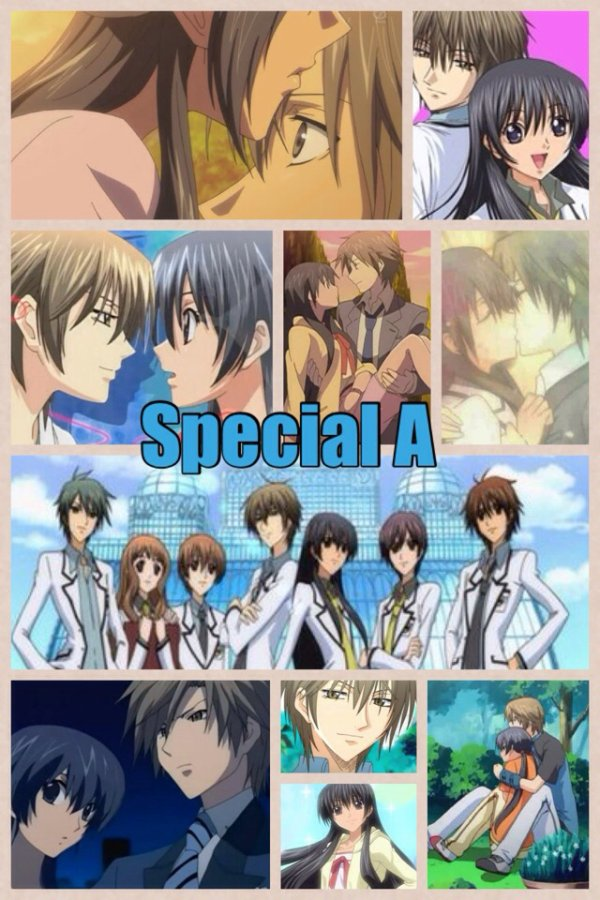 SA: Special A Class