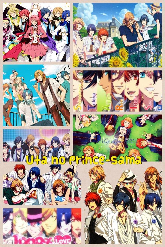 Uta no Prince-sama: Maji Love 1000%  -  2000%  -  Révolutions 3000%