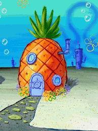 Ananas Bob L Éponge ananas de bob - i love bob l'éponge