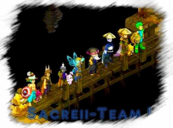 Sacreii-Team ; Le retour !