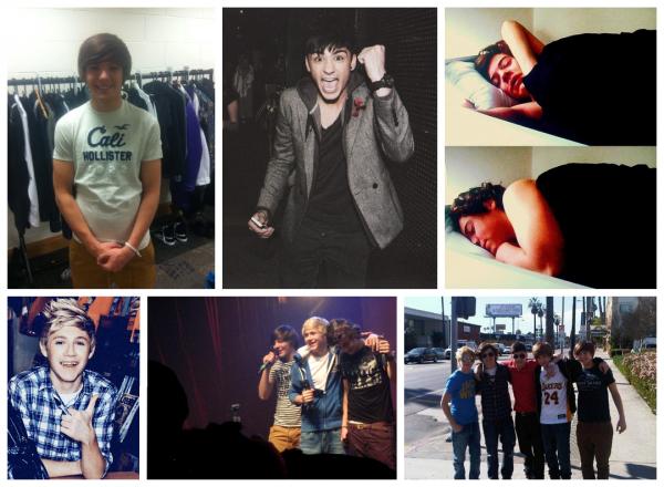 Nouvelles Photos Des One Direction!