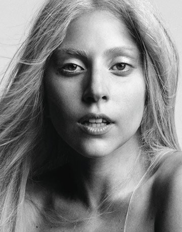 lady gaga naturelle