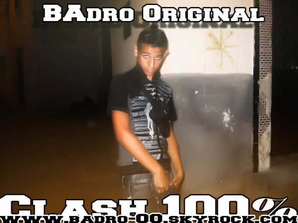 Badro Original-_-Badro Original [Clash100%]