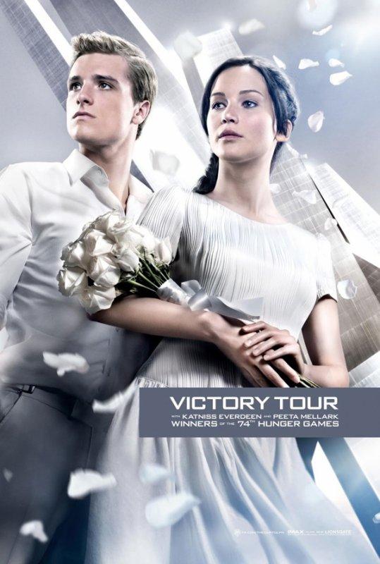 Deuxième bande d'annonce d'Hunger games tome 2 : L'embrasement !!!